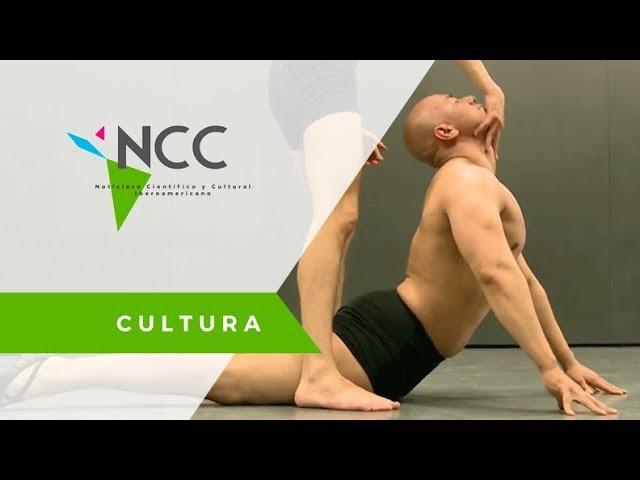 Un innovador esculpe su cuerpo con fisicoculturismo y ballet