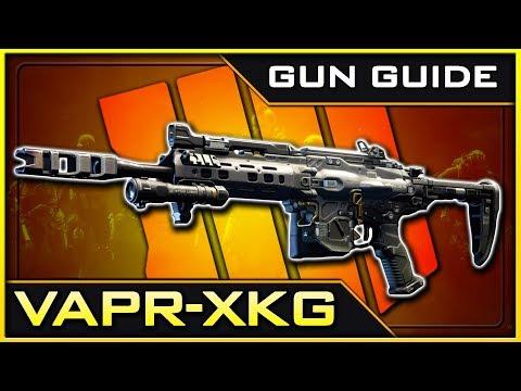 VAPR Stats & Best Class Setups! | Black Ops 4 Gun Guide #4