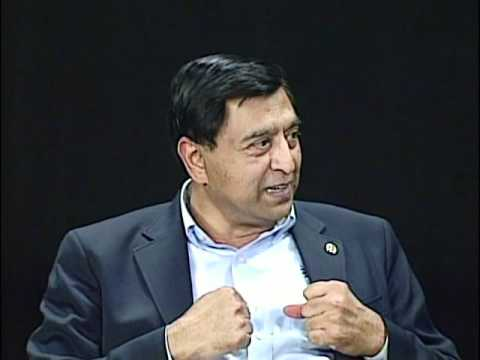 Rotary's Lawrence Sundram Interviewed by Walter Davis