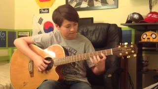 Best Day Of My Life -  American Authors - Fingerstyle Guitar Cover