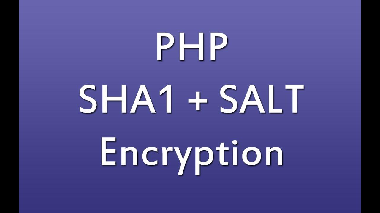 Php password hash.