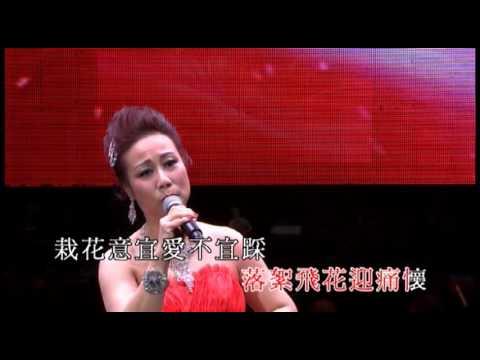 靚聲王張偉文1314好友弦演唱會 - 紅燭淚 May Ho - YouTube