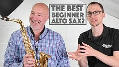 Yamaha YAS 280 Alto Sax Review - Best Student Sax Ever?