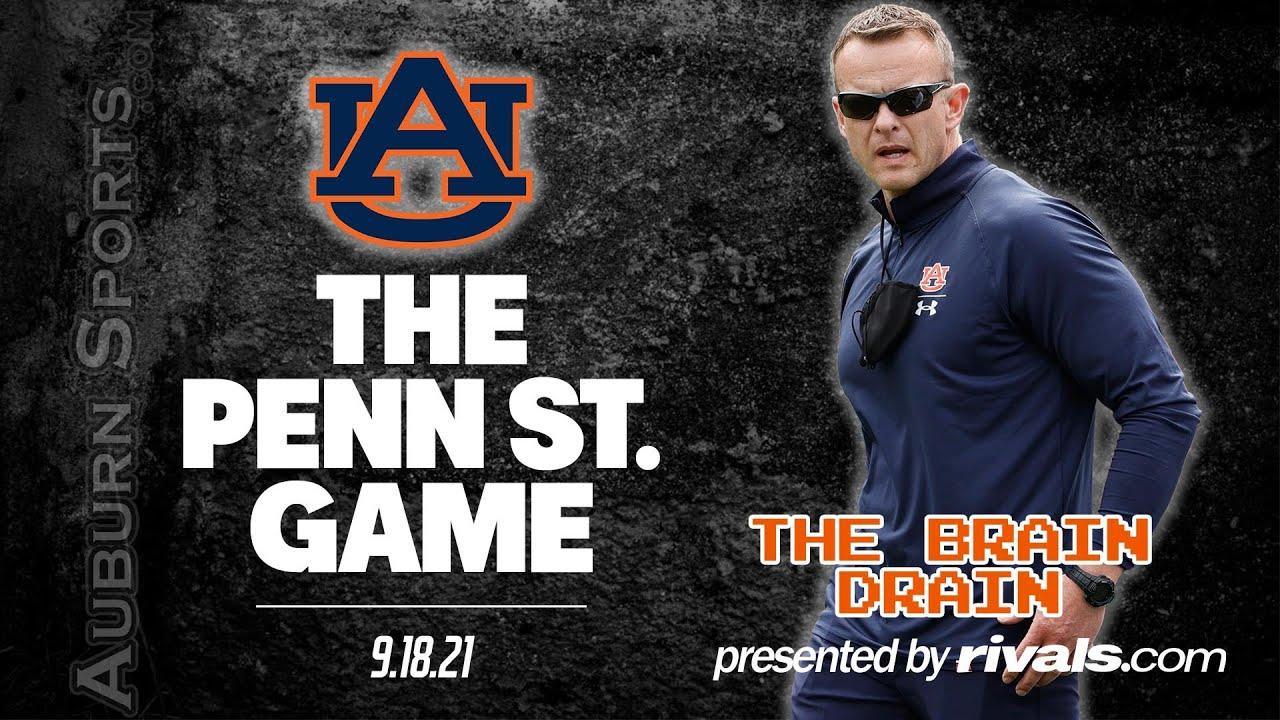 THE BRAIN DRAIN: Auburn at Penn State