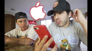 Prank Calling Apple Support!