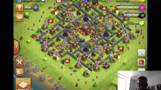 [SK/CZ]Clash of Clans : mr and mrs Flippers