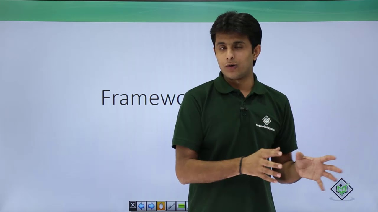 HP UFT/QTP - Introduction to Frameworks