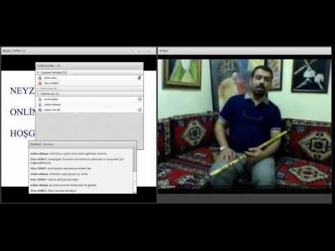 Neyzen Müzik Online Eğitim Ders-1