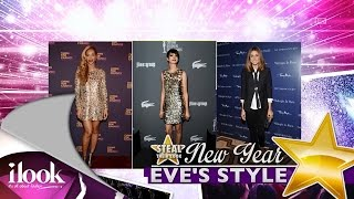 iLook - Steal Their Look - New Year Eve