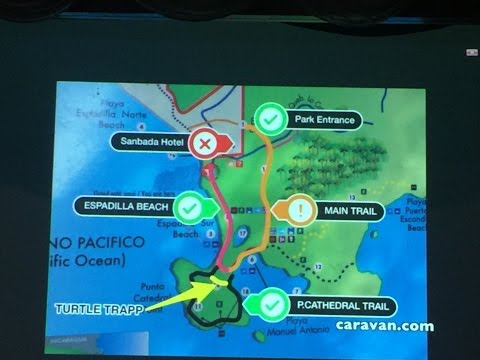 Costa Rica Caravan Tour - 2015