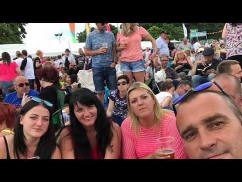 Let's Rock Norwich the retro festival. 24/06/2017
