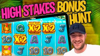 MUST SEE 15 HIGH STAKES BONUSES + STREAM HIGHLIGHTS!