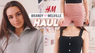 a spicy clothing haul! (try-on)