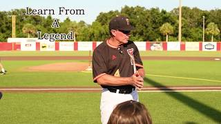Team Barnett Baseball Camp Highlights