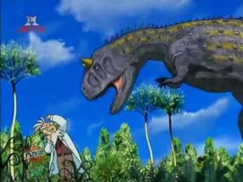 201 dinosaur king alien parent trap part 3 youtube - Dinosaure king ...