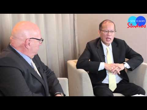 New Europe Special: An Interview with the President of the Philipinnes Benigno Aquino III