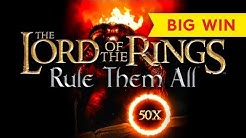 The Lord of the Rings Slot - BIG WIN BONUS!