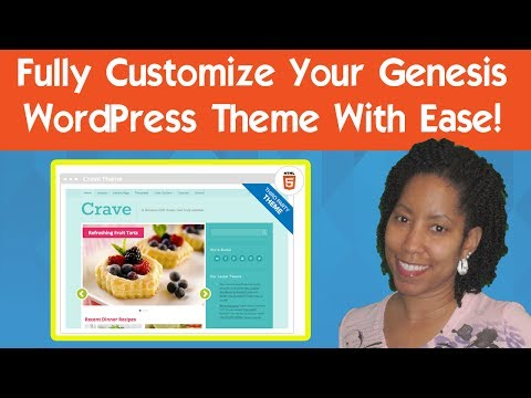 How to Customize Genesis (StudioPress) Themes