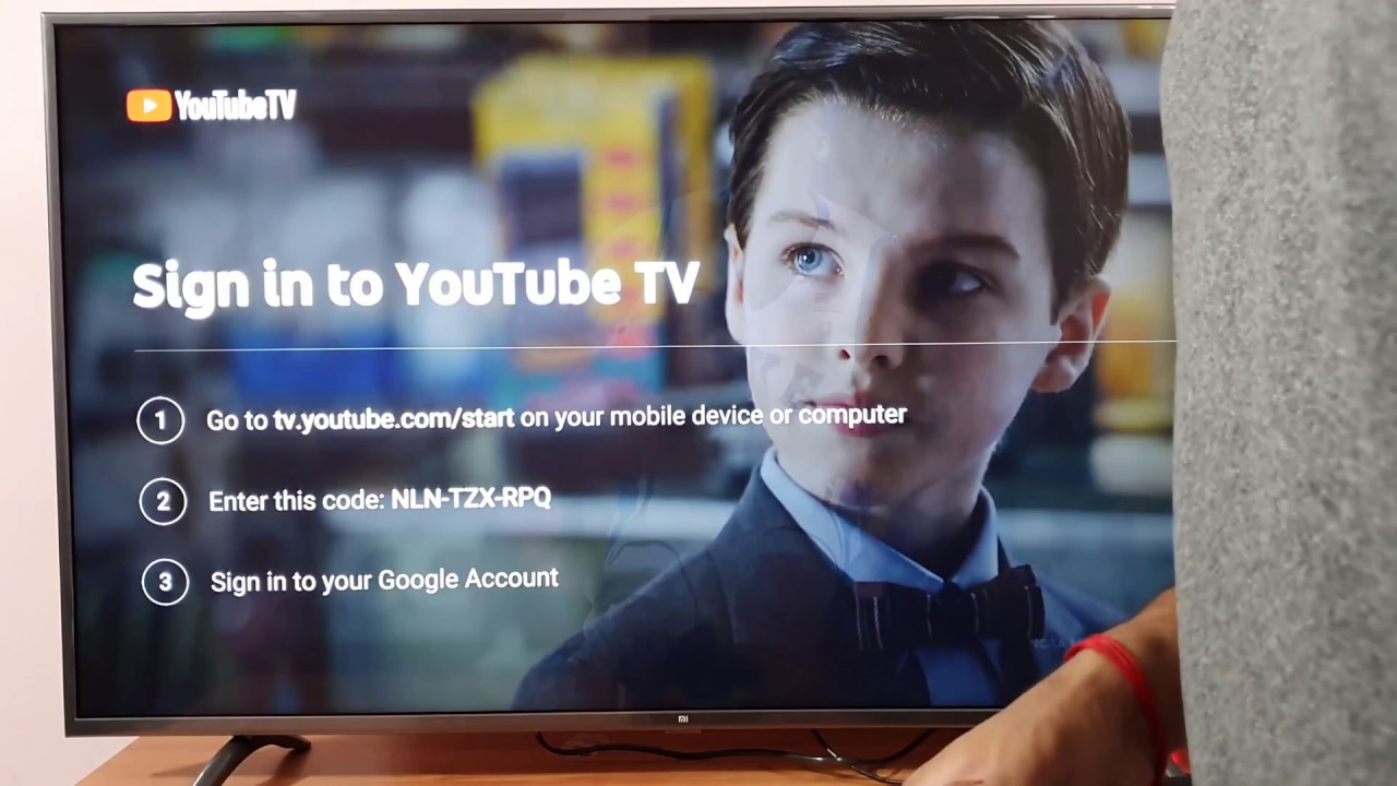 How To Activate Youtube Tv In Ps4 Console Youtube