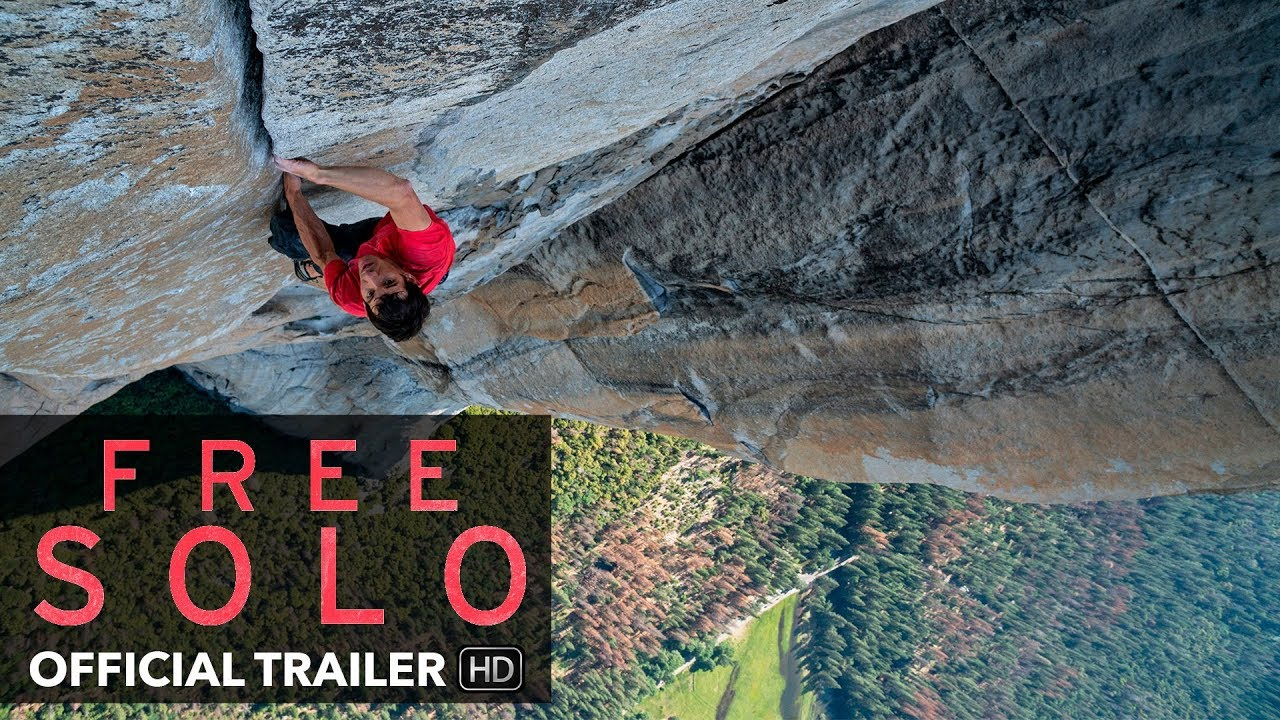 Free Solo Trailer Hd Mongrel Media Youtube