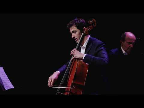 Nadia Boulanger : 3 Pieces For Cello And Piano I. Modéré / Just Classik Festival