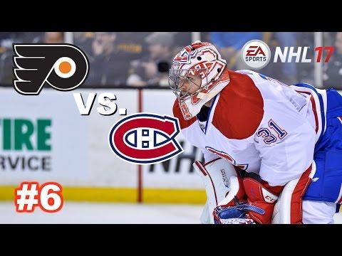 NHL 17 - Montreal Canadiens Franchise #6 - Reaching Milestones