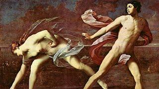 Guido Reni - Atalanta e Ippomene (spiegato ai truzzi)(http://lartespiegataaitruzzi.tumblr.com/post/97204491094/guido-reni-bologna-1575-1642-atalanta-e Guido Reni (Bologna 1575 -1642) Atalanta e Ippomene ..., 2014-09-11T07:07:09.000Z)