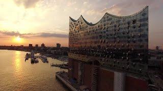 Elbphilharmonie Hamburg - Exklusive Einblicke in die Musterwohnung