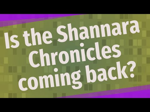 Is The Shannara Chronicles Coming Back?