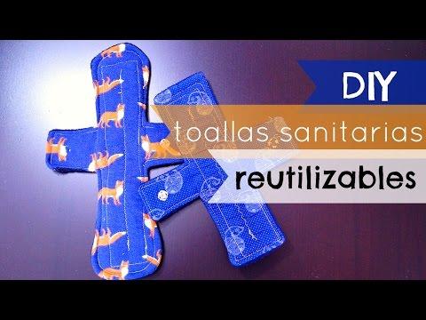 DIY Toallas Reutilizables | Julieta Jareda