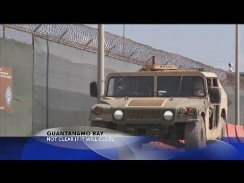 Guantanamo Bay detention center may close
