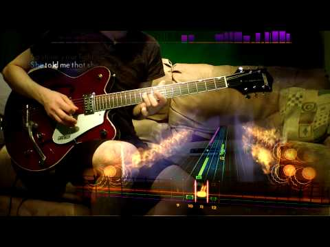 "Rocksmith 2014 - DLC - Guitar - Rise Against ""Satellite"""