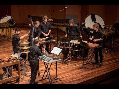 Live: CSU Percussion Ensemble
