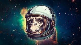 Adobe Illustrator Tutorial: How to Draw an Astrochimp(Love what you're seeing? You can grab this awesomeness as a t-shirt design (plus 99 more!), just by following this link: http://bit.ly/1NpDRpO This tutorial was ..., 2013-07-18T08:19:25.000Z)