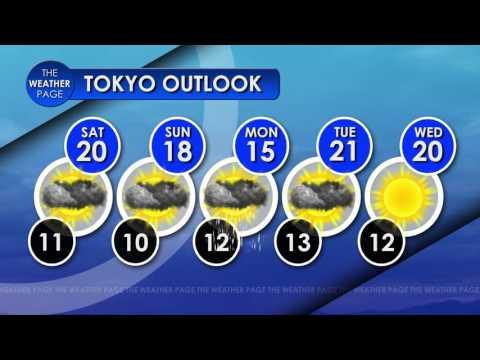 Tokyo Forecast (Short Version) 30 Oct 2015