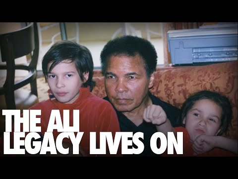 Muhammad Ali's Grandsons Seek Their Own...