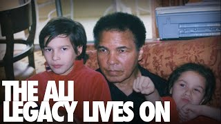 Muhammad Ali's Grandsons Seek Their Own Greatness (B/R Studios)
