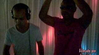 DJ Flavius e Robson Araujo - SUBURBIAN Day and Pool Party ( 09-08-09 )