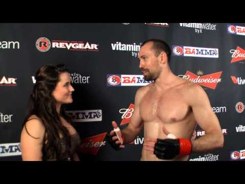 Daniel McWilliams Badbeat 8 Post Fight Interview