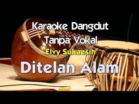 Karaoke Elvy Sukaesih   Ditelan Alam