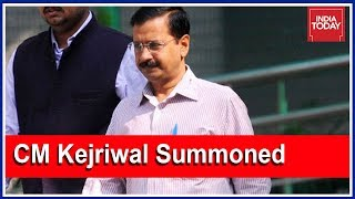 Delhi CM Kejriwal Summoned By Delhi Court Over Chief Secy Assault Case