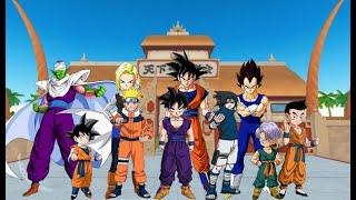 Gohan en el Mundo de Naruto OVA 1 Trailer