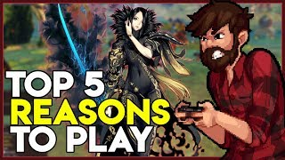 TOP 5 REASONS TO PLAY BLADE & SOUL - #Sponsored