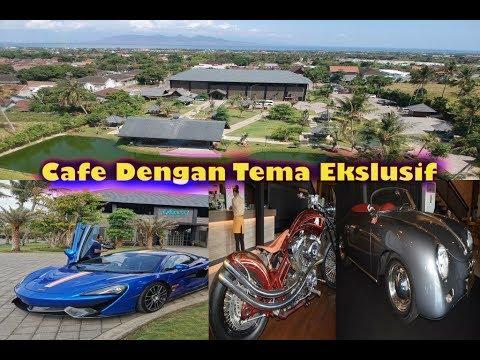 bertebaran-mobil-sports-di-hedon-cafe-and-resto,-excelso-kafe-mewah-baru-di-banyuwangi-jawa-motor