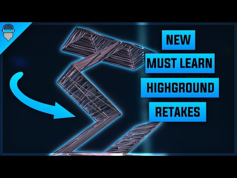 *NEW* Must Learn High Ground Retake Tutorial! (Fortnite Creative Building/Editing Tips And Tricks)