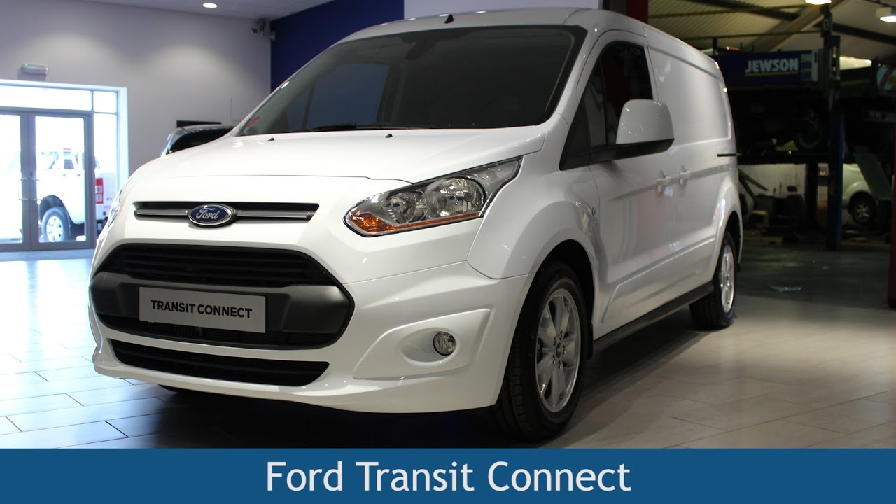 Ford Transit Connect 2017 Review