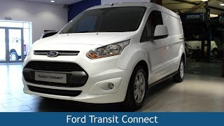 Ford Transit Connect 2015 Review