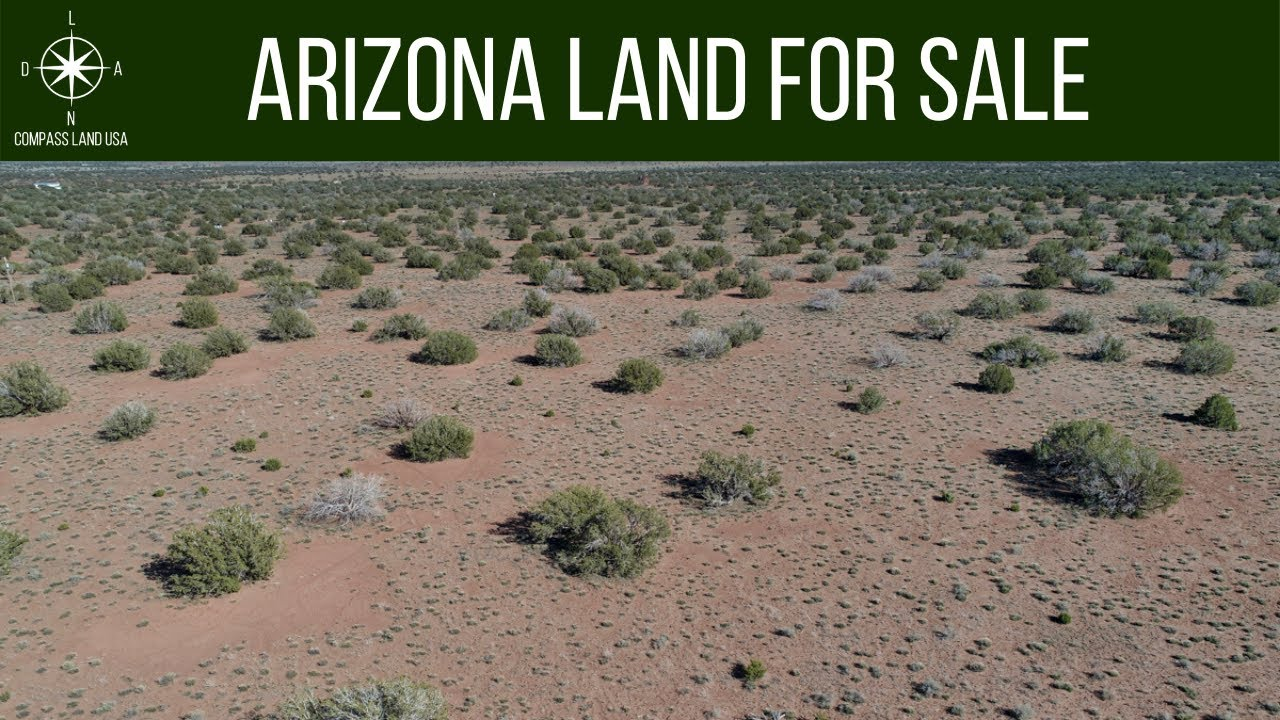 SOLD By Compass Land USA - 36 Acres Land for Sale in Arizona