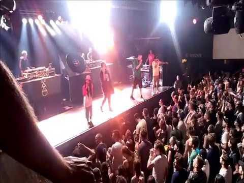 Jurassic 5 - The way we do it - Live in Hamburg