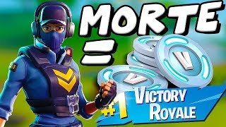 Fortnite-EVERY DEATH - i WILL GIVE VBUCKS!! ESPEICAL CHALLENGE - GIVEAWAY!! NOUVEAU RUNA EVENT!!